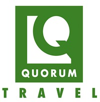 QUORUM Travel Agencia de viajes Logotipo